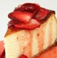 eggless cheesecake