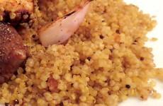 vegan quinoa recipie