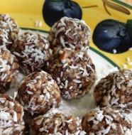 Raw Almond Spice Balls Recipe