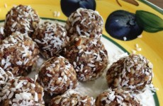 Raw Almond Spice Balls Recipe