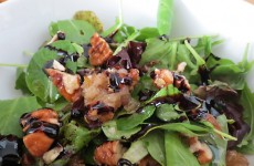 asian pear pecan salad recipe