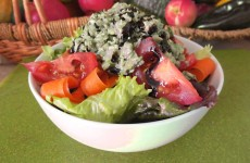 Raw Vegan Chicken Salad Recipe