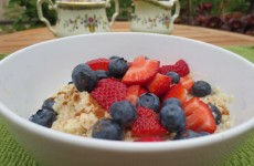 Breakfast Quinoa Oats Recipe