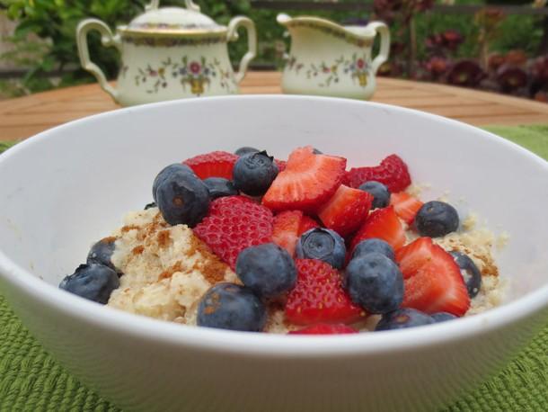 Breakfast Quinoa Oats Recipe