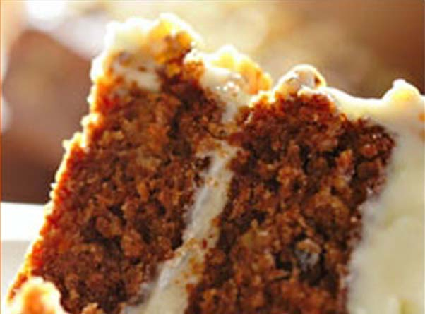 Eggless Ginger Pumpkin Cake Recipe by Liz Diamond at Healthyveggie.co