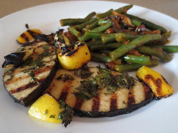 Vegan Herb Fish | HealthyVeggie.co