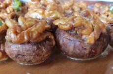 Stuffed Mushrooms SM